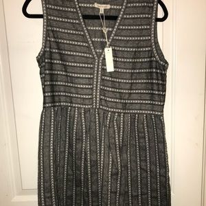 Max Studio grey dress